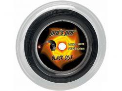 Dây tennis Pros Pro Black Out (Sợi 12m)
