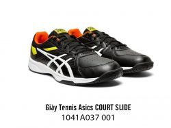 Giày Tennis Asics COURT SLIDE ( 1041A037-001 )